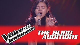 "Video Clarinta ""Antara Ada dan Tiada"" I The Blind Auditions I The Voice Kids Indonesia GlobalTV 2016 download MP3, 3GP, MP4, WEBM, AVI, FLV Juni 2018"