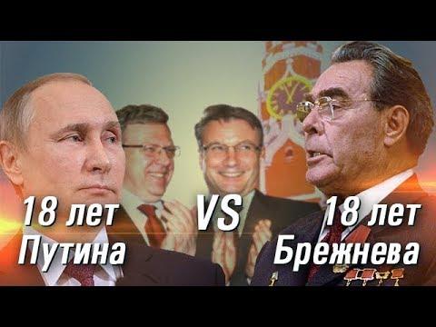 18 лет Путина