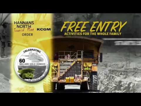Hannans North Tourist Mine Open Day 2017