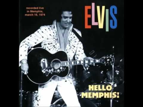 Elvis Presley   Hello Memphis   March 16, 1974 Full Album