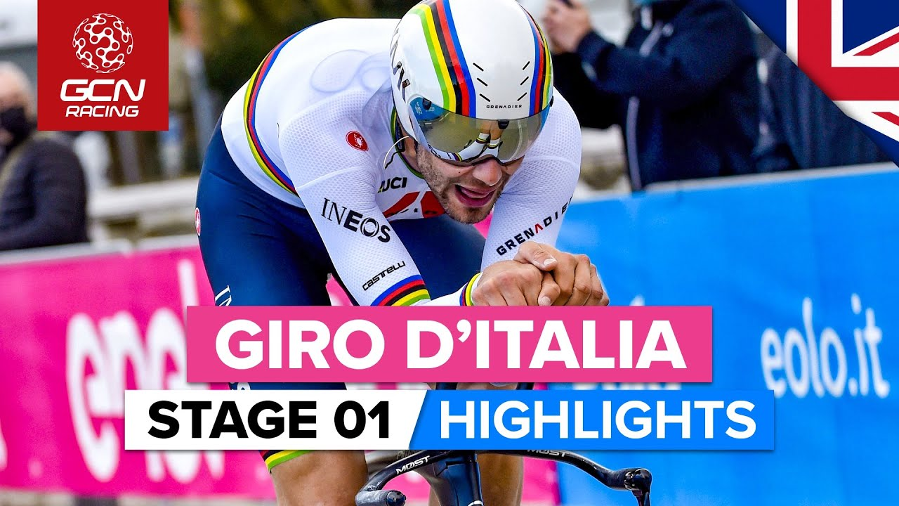 Giro d'Italia Stage 1 Highlights