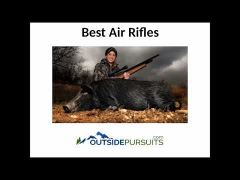 The 10 Best Air Rifles - [2019 Reviews & Guide] | Outside Pursuits