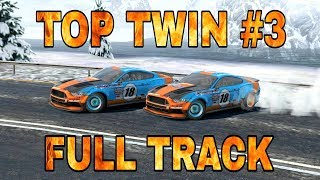 TOP Best Twin Drift #3 Tandem Full Track With HUD Pedals | Парный дрифт | CarX Drift Racing MOBILE