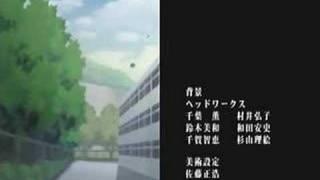 tokyo majin gakuen kenpuchou ED 1