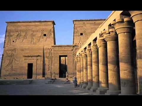 Arquitectura antigua egipcia youtube for Arquitectura egipcia