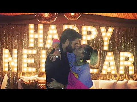 Miley Cyrus & Liam Hemsworth Get Secretly Married On NYE?