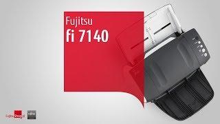 Skaner Fujitsu fi-7140 - Fujitsu-Shop.pl - Test PL (PaperStream Capture)