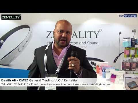 CMSZ General Trading LLC - gsmExchange tradeZone @ GITEX 2017