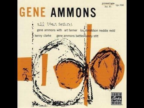 Gene Ammons All Star Sextet -  Juggernaut