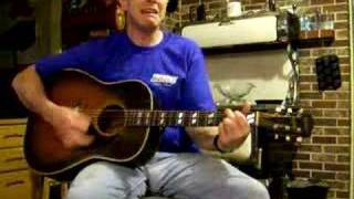 Allan Spinney singing Cover Merle Haggard