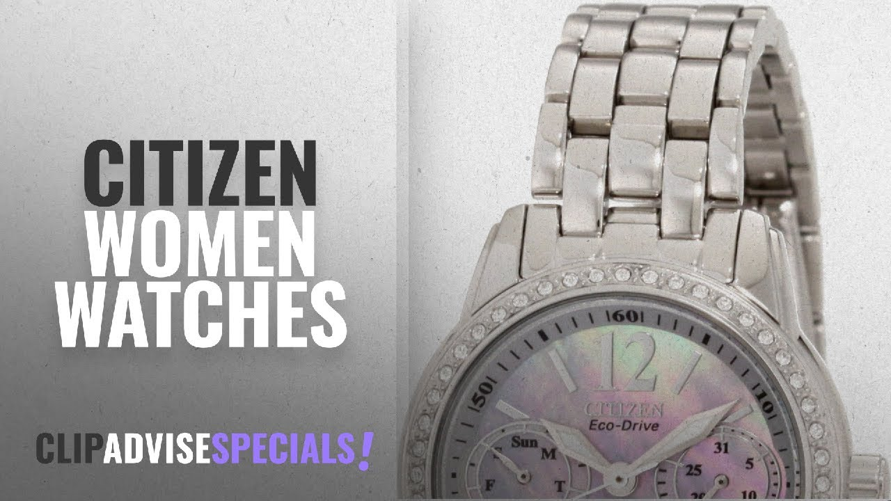 10 Best Selling Citizen Women Watches  2018    Citizen Women s Eco-Drive  Watch with Swarovski 55b61ab36