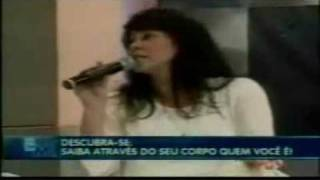 Gasparetto entrevista Cristina Cairo 3/4