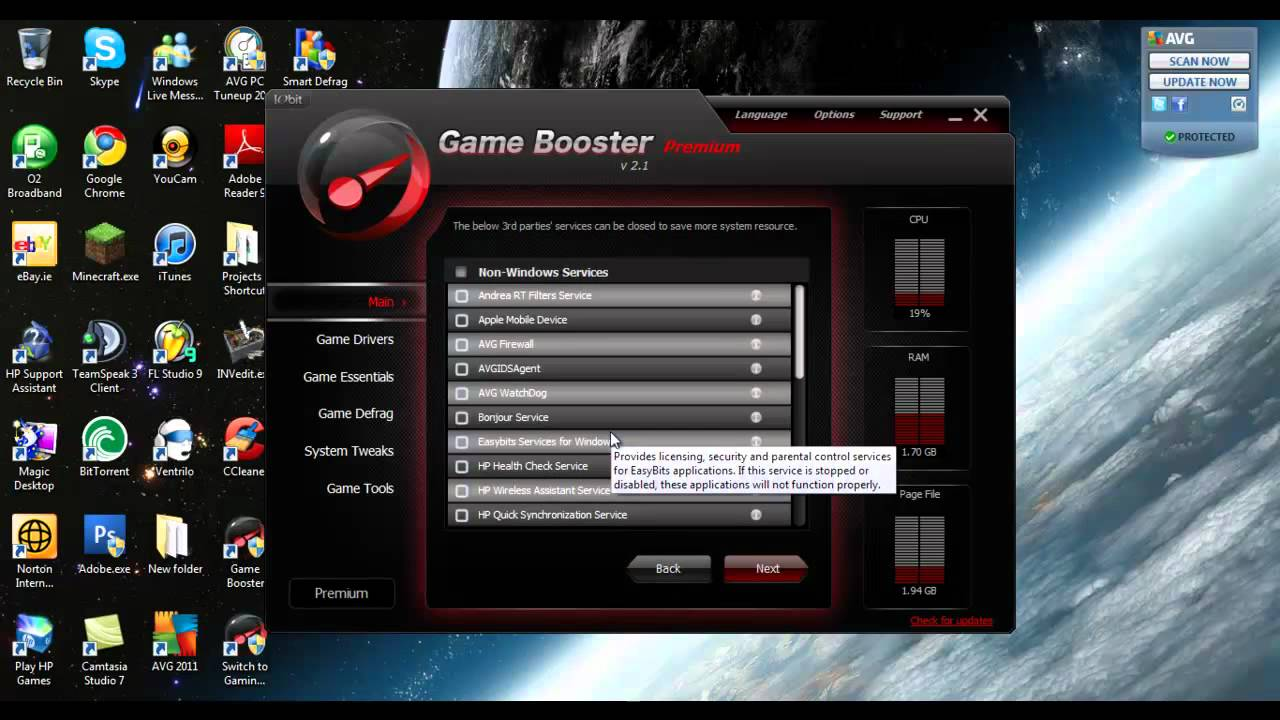 Game Booster Minecraft Fps Issue S Youtube