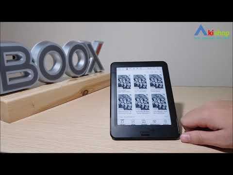 [AkiShop] Review Máy đọc sách Onyx Boox Poke Pro mới nhất