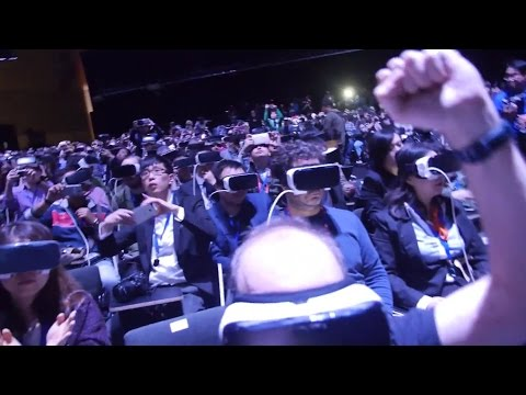 Highlights of Samsung press conference at MWC 2016