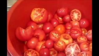 рецепт томатного сока за 1 минуту