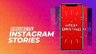 Instagram Stories – Christmas
