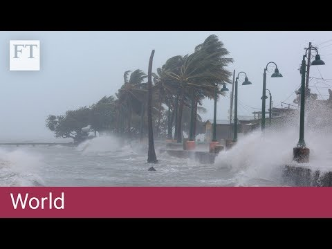 Hurricane Irma devastates the Caribbean | World