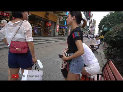 Changsha Walking Street Shopping