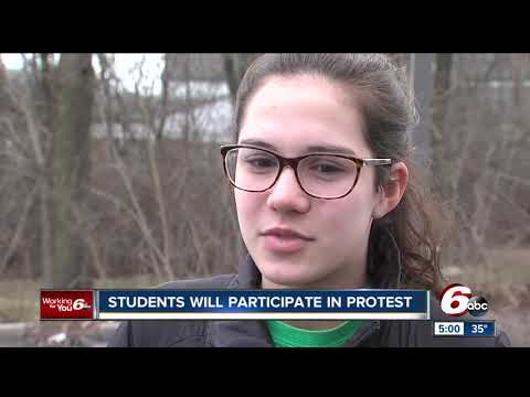 Central Indiana students to participate in National Walkout
