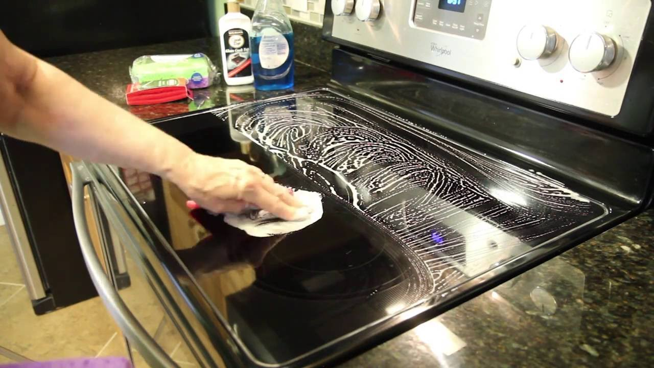 Gl Top Stove Cleaning In 3 Easy