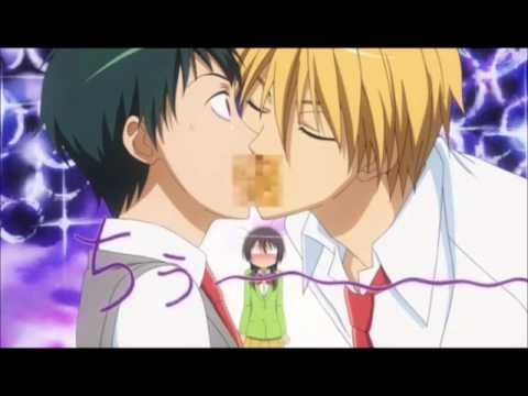 Usui kissed Yukimura