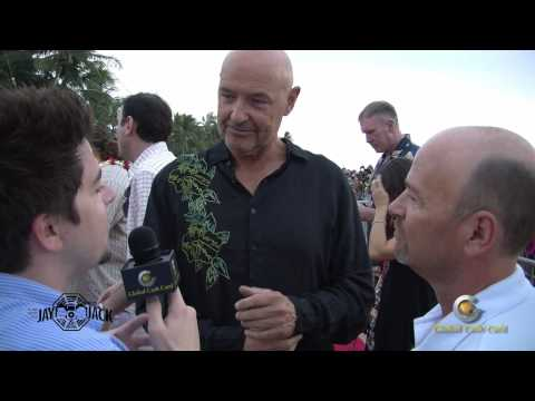 LOST: Terry O'Quinn - Exclusive Interview at Season 6 Premiere in Hawaii (HD)