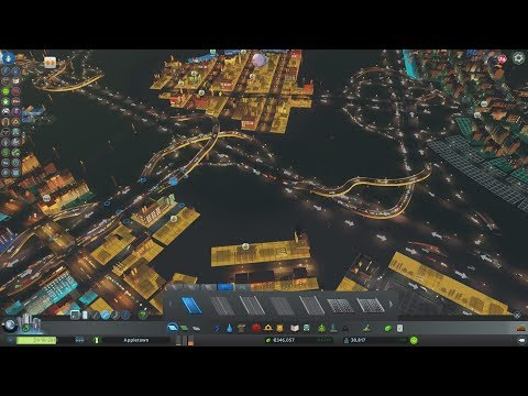 Cities Skylines Fix The Traffic Scenario Completed