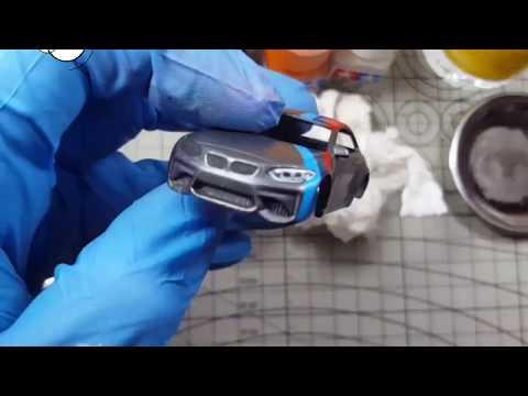 Ep.4 Modify Model car 1/64 BMW M2