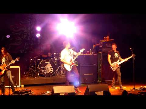 """Big Wreck """"That Song"""" Live Toronto February 18 2017"""