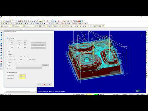 Skill CNC Milling 2016 Part2