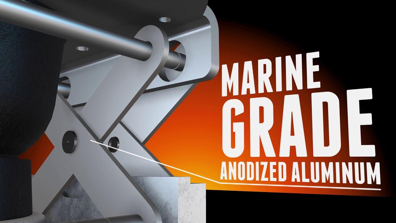 Air Ride Boat Seat Pedestal: Comfort, Adjustability, Ride