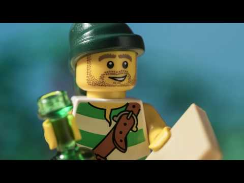 Ship in a Bottle - LEGO Ideas - Stop Motion by Bruno Lefèvre