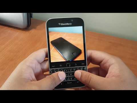 BlackBerry Classic Final Review