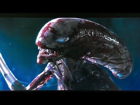 Phim kinh dị quái vật ký sinh ăn thịt người phim quái vật hành động