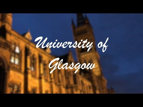 The Way to University of Glasgow