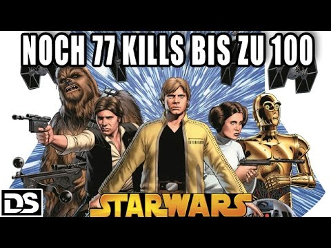 Nur noch 77 Kills ! - Let's Play Star Wars Battlefront Gameplay German Deutsch