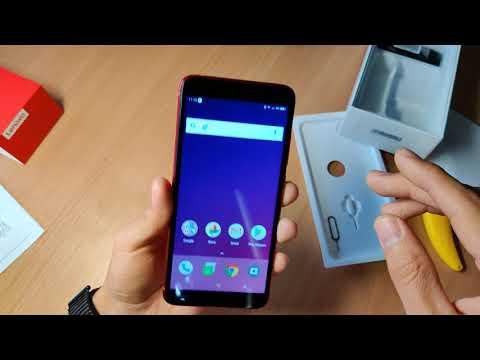 Lenovo S5 K520 этот телефон лучше, чем Redmi 7a и дешевле. Распаковка.