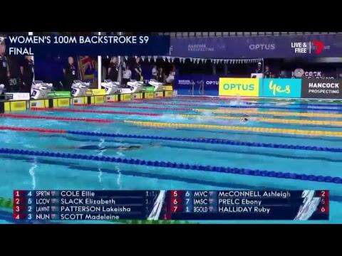 Hancock Prospecting Aus Swim Trials 2018 Day 4 Night Program