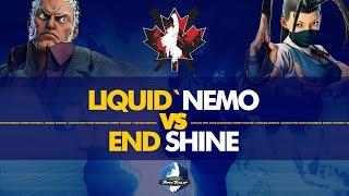 LIQUID`Nemo (Urien) vs END Shine (Ibuki) - Canada Cup 2019 Pools - CPT 2019