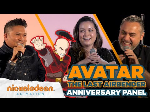 Avatar: The Last Airbender 🌊 🌎 🔥 💨 15th Anniversary Panel Discussion