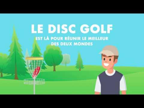 Qu'est-ce que le disc golf ?