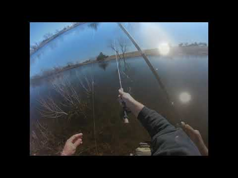 Fly Fishing With An Intermediate  Sinking Line