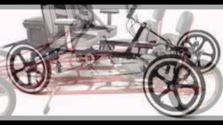 Four Wheel Bicycle