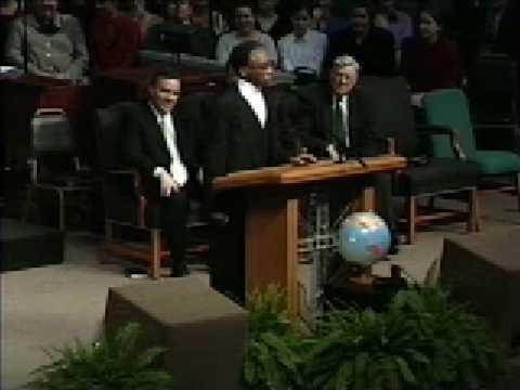Upc preaching