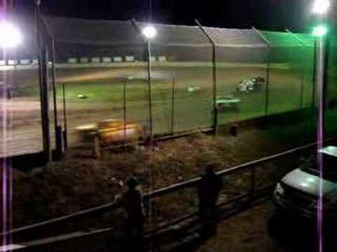 modified feature at 105 speedway