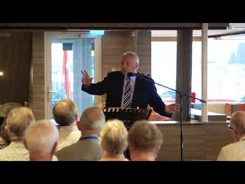 Sola Scriptura || Dr  Ian Hamilton || Rhine River Reformation Cruise