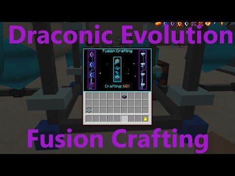 Draconic Evolution Fusion Crafting (Minecraft 1.10)