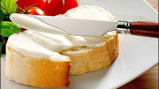 Cыр творожный сливочный в домашних условиях