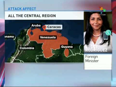 Venezuela: Electricity Grid Attacked, Aimed at Provoking Outtages
